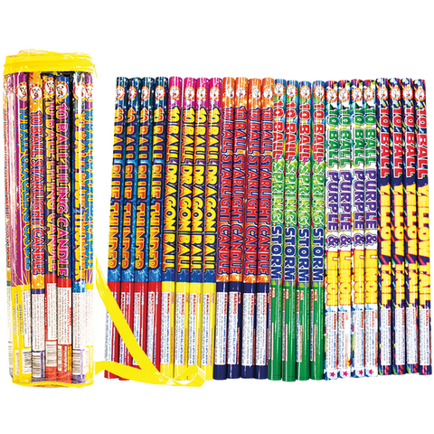 Winda Roman Candle Poly Pack