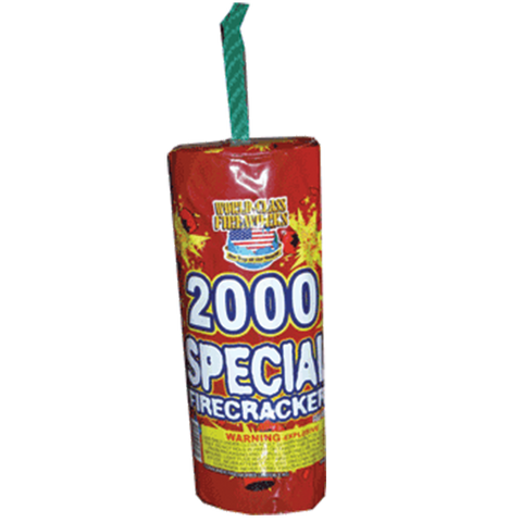 World Class 2000 Special Firecracker Case