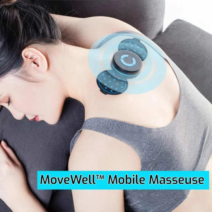 The MoveWell™ Mobile Masseuse - MoveWell