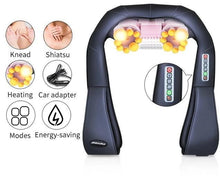 Load image into Gallery viewer, MoveWell™ Back, Neck and Shoulder Massager with Infrared Heating - MoveWell™