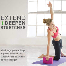 Load image into Gallery viewer, MoveWell™ HomeFit Yoga Block - MoveWell™