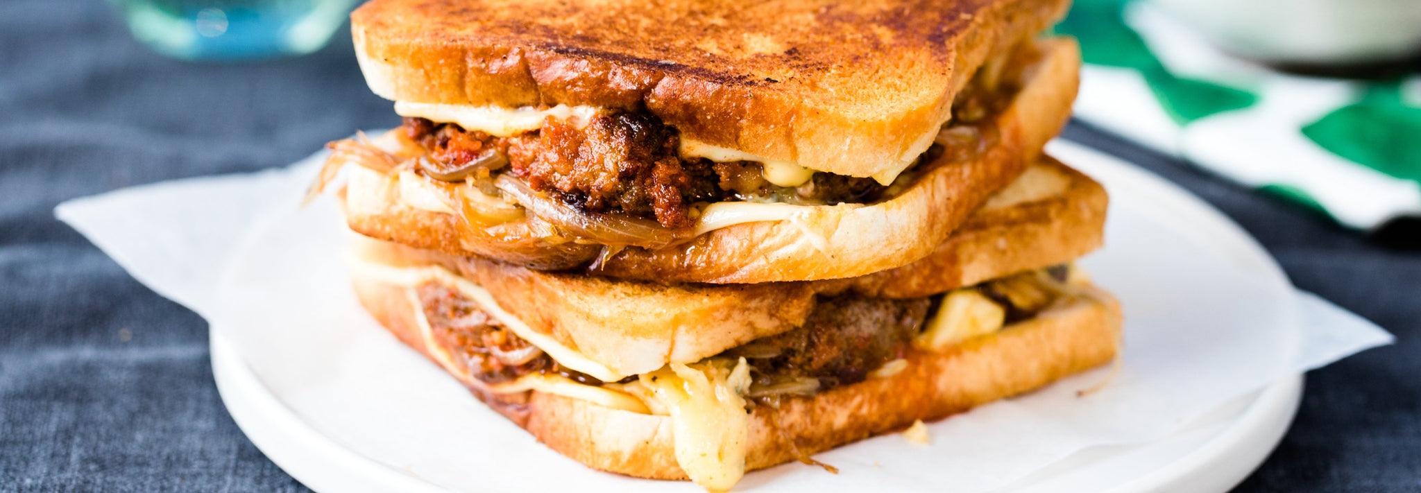 'Nduja Patty Melt