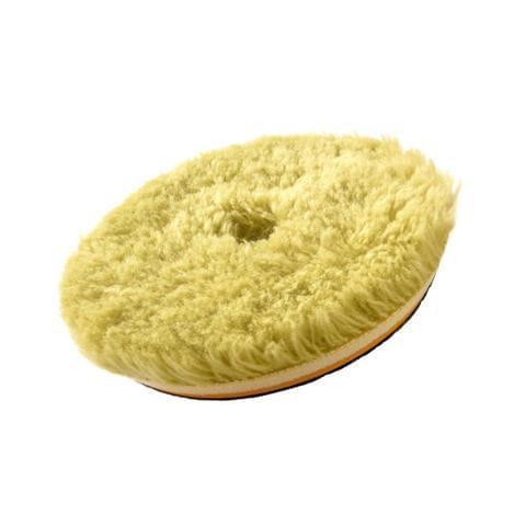 Honey Combination Ultra Cut Wool Pad - Tampone di lana da ultra taglio - Prodotti per il Detailing e cura dell'auto