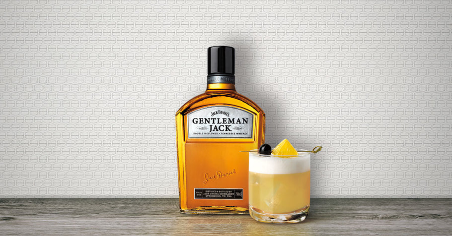 GENTLEMAN JACK WHISKEY SOUR