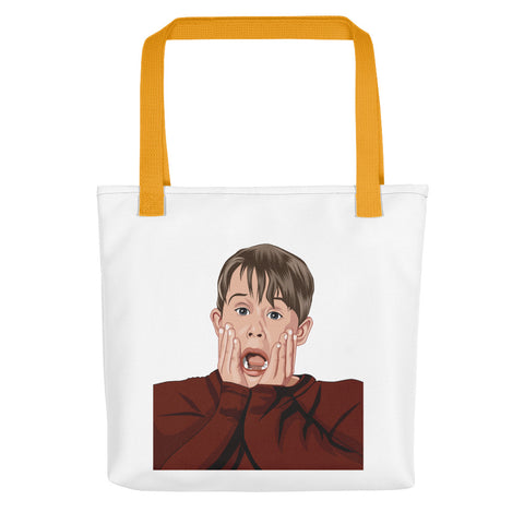 Home Alone Tote bag - 90zTrip