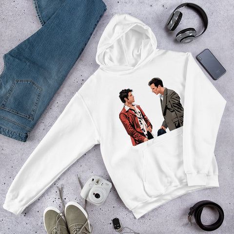 Fight Club Men and Women Unisex Hoodie - 90zTrip