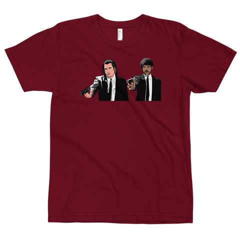 Pulp Fiction Men and Women Unisex T-Shirt - 90zTrip