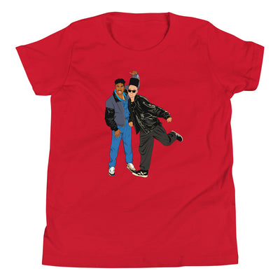 Kid and Play Youth Short Sleeve T-Shirt - 90zTrip