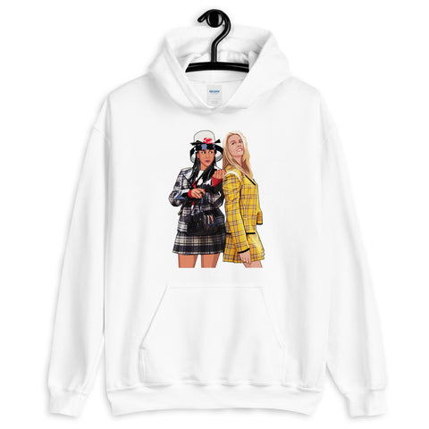 Clueless Men and Women Unisex Hoodie - 90zTrip