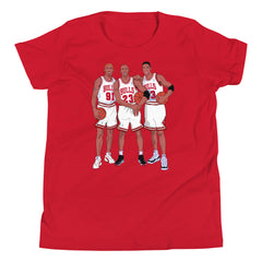 Chicago Bulls Youth Short Sleeve T-Shirt - 90zTrip