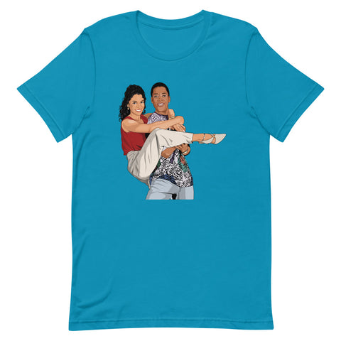 Different World  Men and Women Unisex T-Shirt - 90zTrip