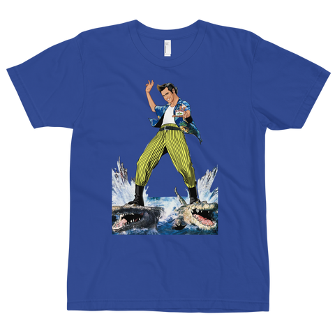 Ace Ventura Pet Detective Men and Women Unisex T-Shirt - 90zTrip