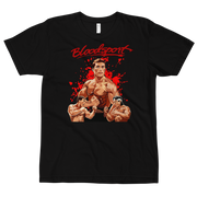 Bloodsport  Men and Women Unisex T-Shirt - 90zTrip