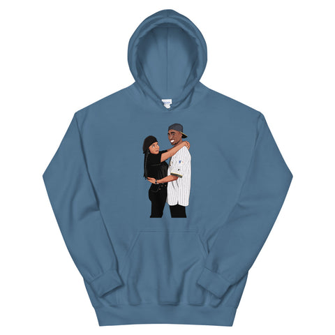 Poetic Justice Men and Women Unisex Hoodie - 90zTrip