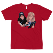 Waynes World Men and Women Unisex T-Shirt - 90zTrip