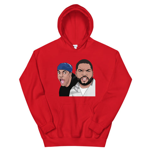 Friday Men and Women Unisex Hoodie - 90zTrip