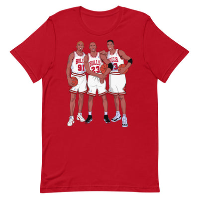 "''Chicago Bulls"" Unisex T-Shirt - 90zTrip"