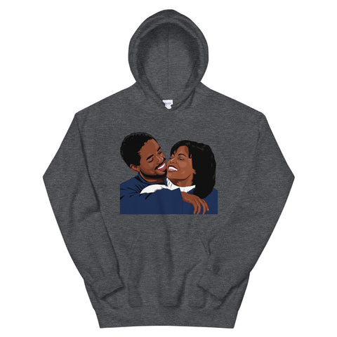 Love Jones Men and Women Unisex Hoodie - 90zTrip