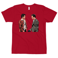 Fight Club Men and Women Unisex T-Shirt - 90zTrip
