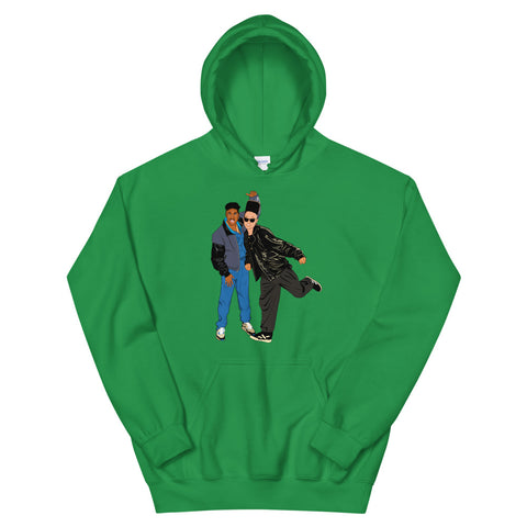 Kid n Play Men and Women Unisex Hoodie - 90zTrip