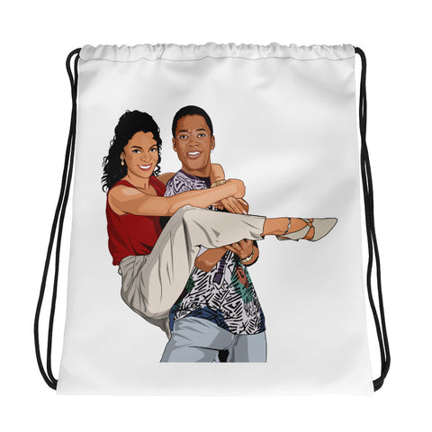 Different World Drawstring bag - 90zTrip