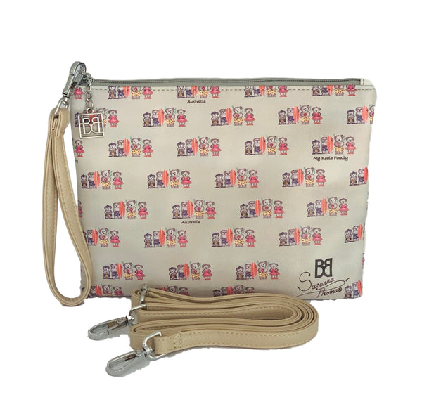 Wrist/Cross Body Bag