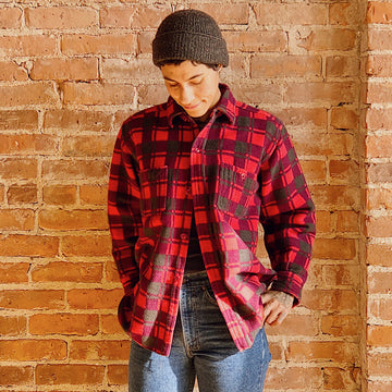 vintage Champion flannel