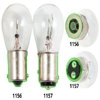1156 & 1157 Backup LED Bulbs