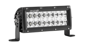 6 Inch Driving Light Black Housing E-Series Pro RIGID Industries