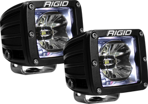 LED Pod with White Backlight Radiance RIGID Industries