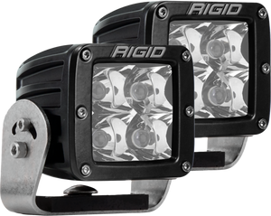 Heavy Duty Mount Spot Pair D-Series Pro RIGID Industries
