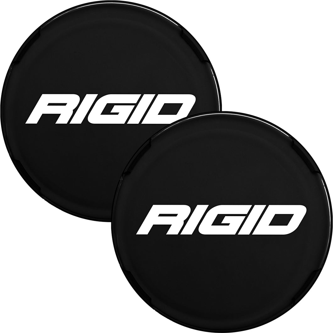 Cover For Rigid 360-Series 6 Inch Led Lights, Black Pair RIGID Industries