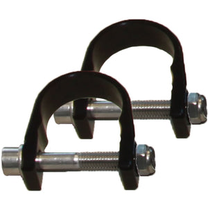 1 Inch Bar Clamp Kit for E-Series Pro and SR-Series Pro RIGID Industries