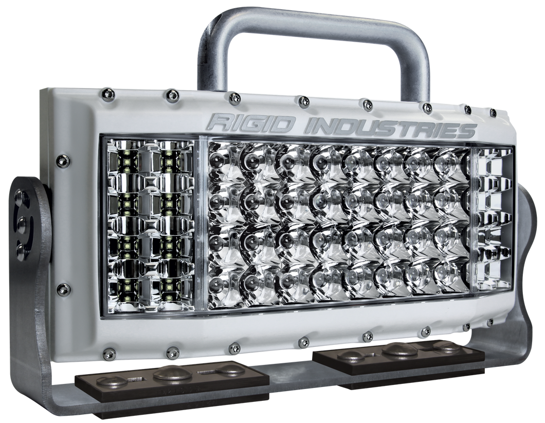 AC 80-40/Spot Combo White Housing Site Series RIGID Industries
