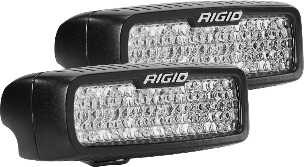 Driving Diffused Surface Mount Pair SR-Q Pro RIGID Industries
