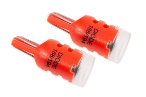 194 LED Bulb HP3 LED Red Pair Diode Dynamics