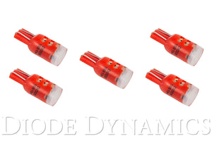 194 LED Bulb HP5 Red (five) Diode Dynamics