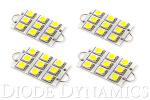 44mm SML9 LED Bulb Cool White Set of 4 Diode Dynamics
