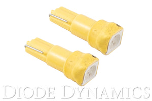 74 SMD1 LED Amber Pair Diode Dynamics