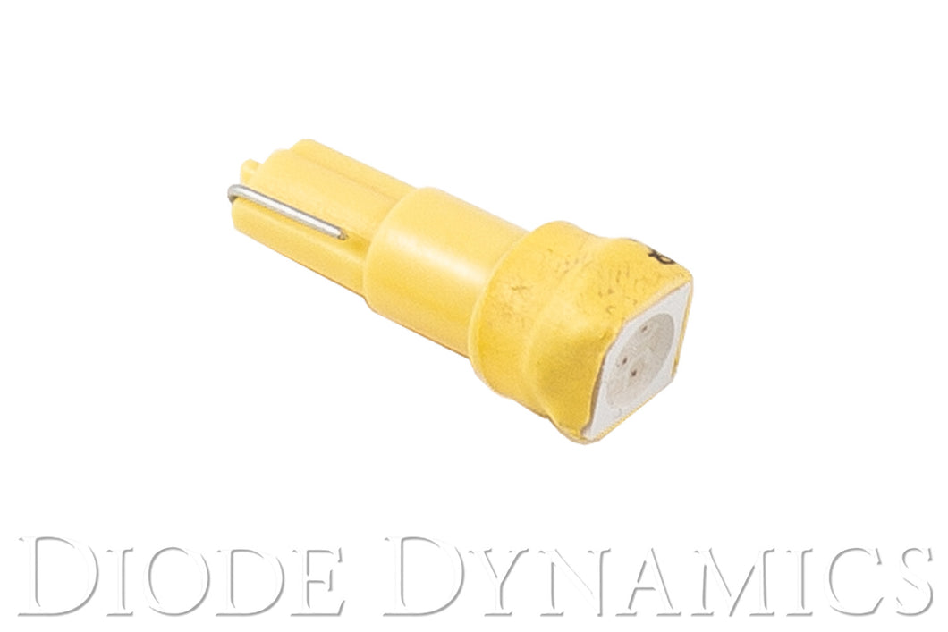 74 SMD1 LED Amber Single Diode Dynamics