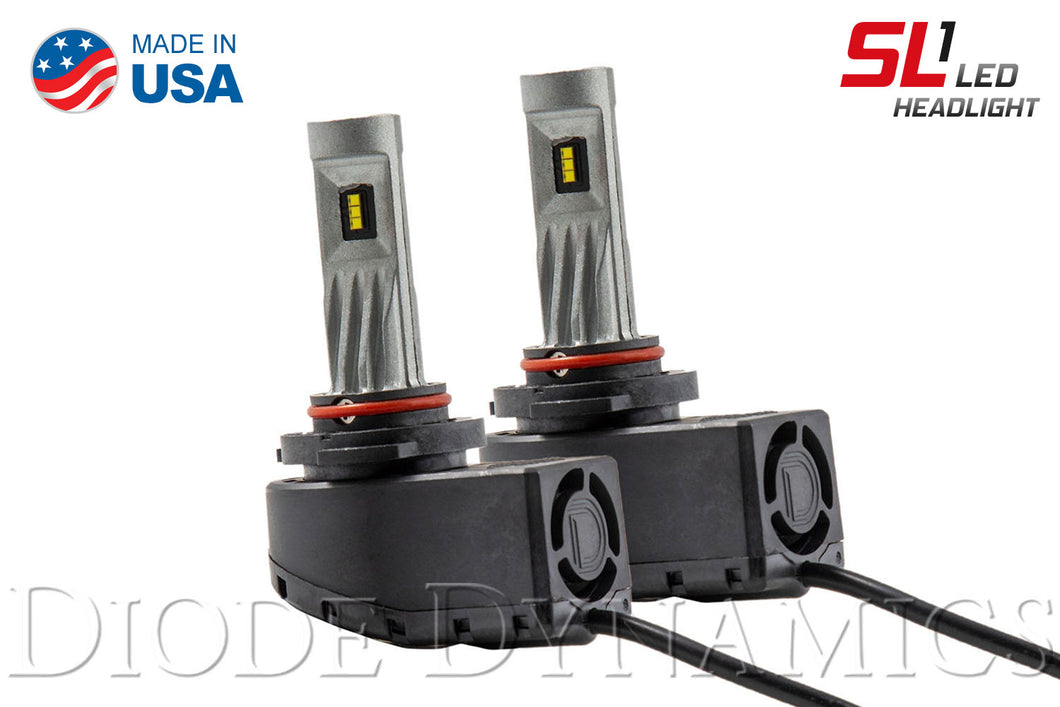 H10 SL1 LED Headlight Pair Diode Dynamics