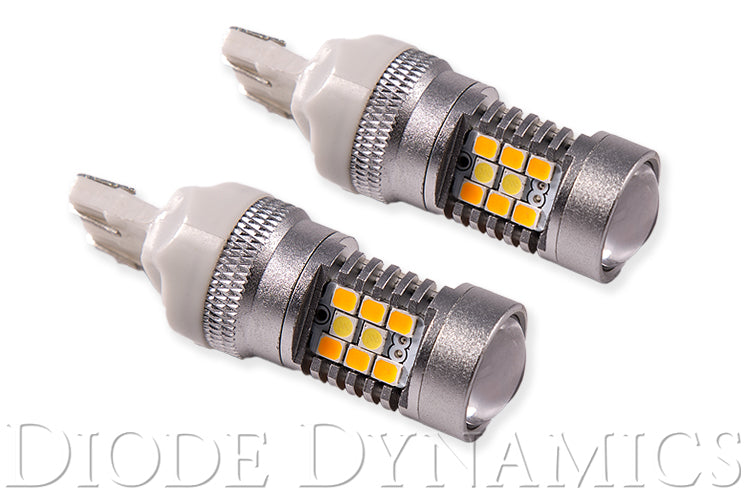JL Wrangler DRL Turn Bulbs Stage 2 Diode Dynamics