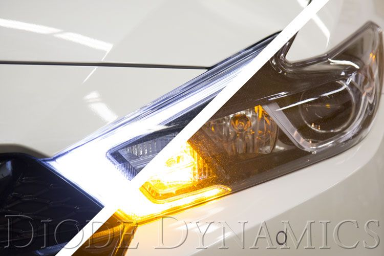 2016 Nissan Maxima SB DRL LED Boards Diode Dynamics