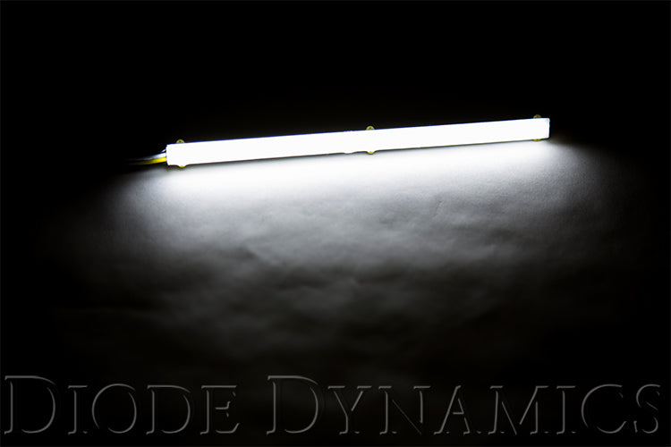 LED Strip Lights High Density SF Cool White 6 Inch Diode Dynamics