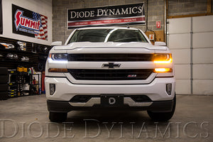 Silverado 2016-2018 Switchback DRL Boards Diode Dynamics