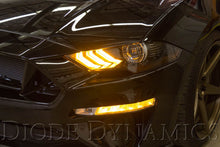 Load image into Gallery viewer, 2018-2019 Ford Mustang Switchback DRL LED Boards EU Diode Dynamics