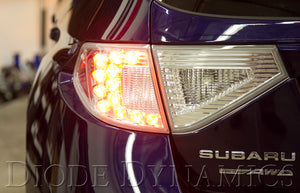 2008-2014 Subaru WRX/STi Hatchback Tail as Turn Diode Dynamics
