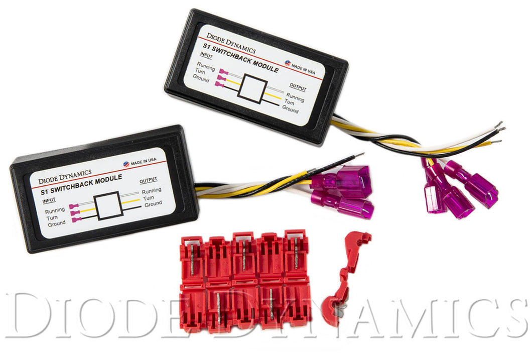 S1 Switchback Module Pair Diode Dynamics