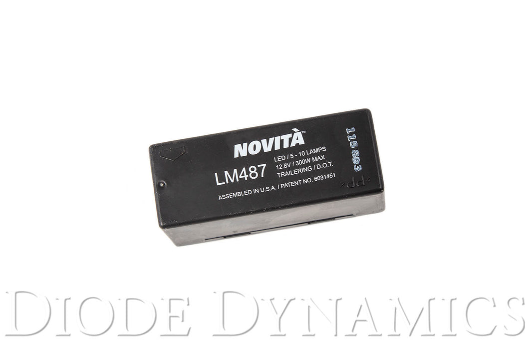 LM487 LED Turn Signal Flasher Diode Dynamics