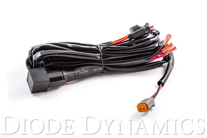 Heavy Duty Single Output Light Bar Wiring Harness Diode Dynamics